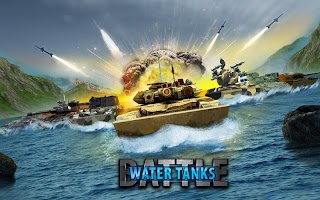 Army Tank Battle War On Water : Armoured Vehicle