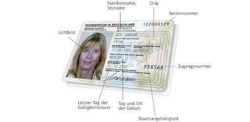 Generator ausweis Personalausweisnummern