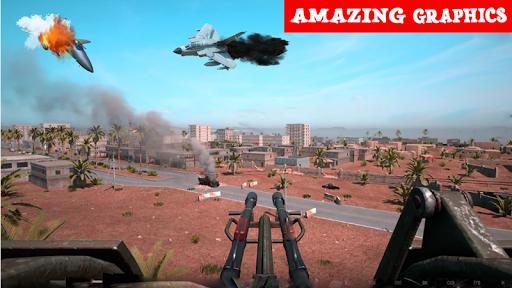 Anti Aircraft Attack: Jet War Fighters  screenshots 1