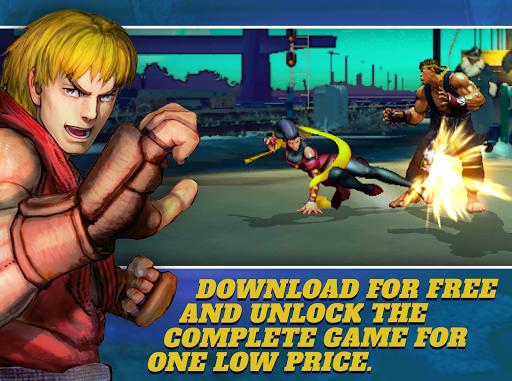 Street Fighter IV Champion Edition goodtube screenshots 9