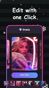 Vinkle - Musikvideo-Editor, Magic Effects Screenshot