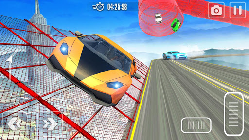 Impossible Race Tracks: Car Stunt Games 3d 2020 screenshots 2