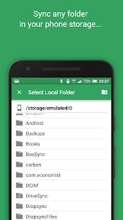 Autosync for Google Drive screenshots 3