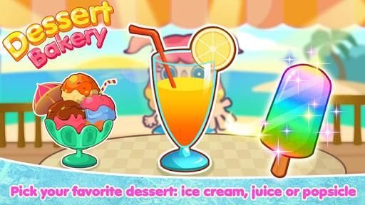 ud83cudf66ud83eudd64Dessert Cooking Game - Ice cream & Juice 3.0.5026 screenshots 7