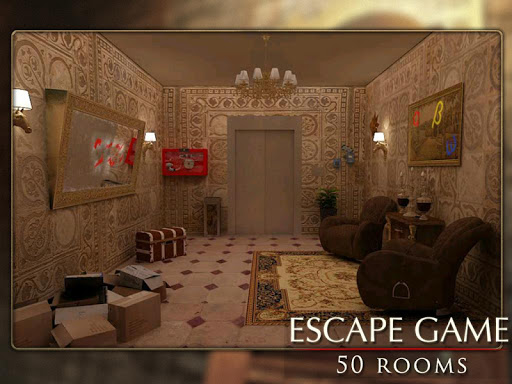 Escape game : 50 rooms 1 screenshots 10