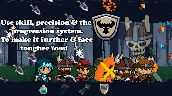 Horde Breaker: Heroes & Monsters Screenshot