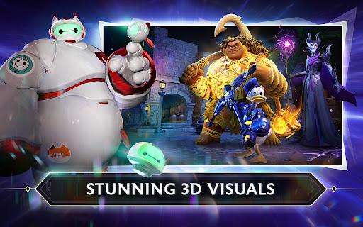 Disney Mirrorverse APK MOD (Astuce) screenshots 5