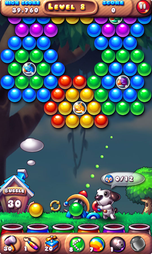 Bubble Bird Rescue  screenshots 3