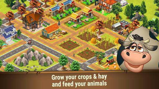 Farm Dream - Village Farming Sim modavailable screenshots 12
