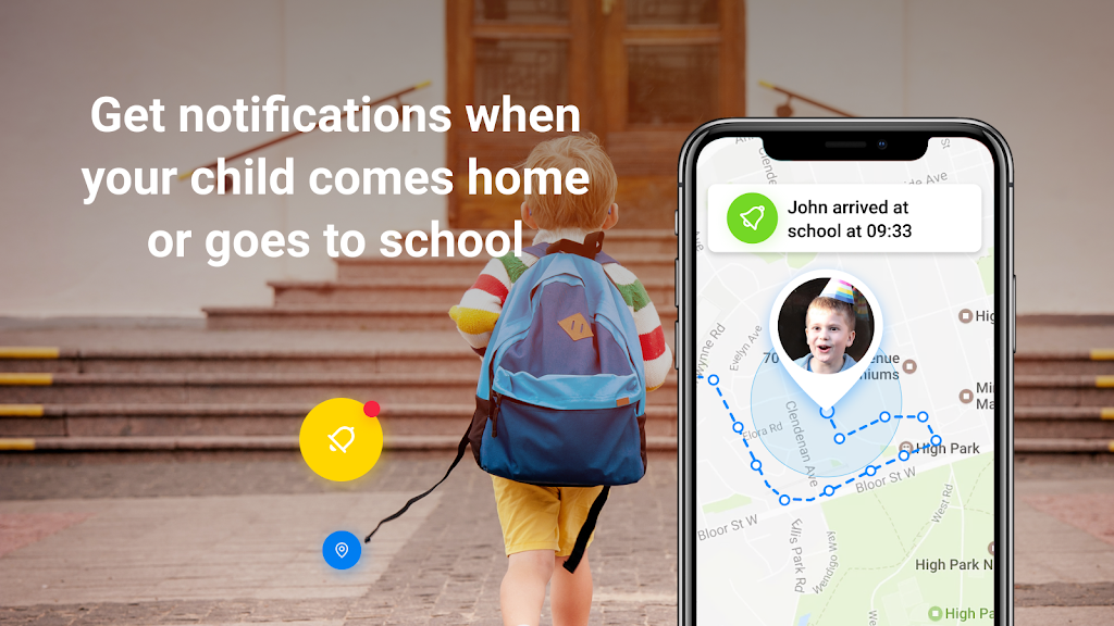 Find My Kids: Child Cell Phone Location Tracker  poster 6
