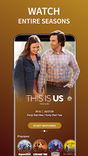 The NBC App – Stream Live TV and Episodes for Free 2