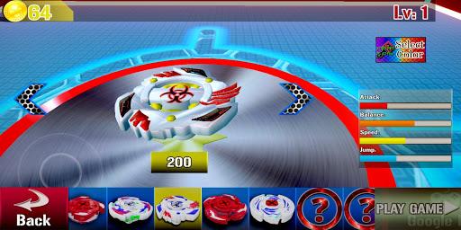 Code Triche Spinner Chaos Battle mod apk screenshots 6