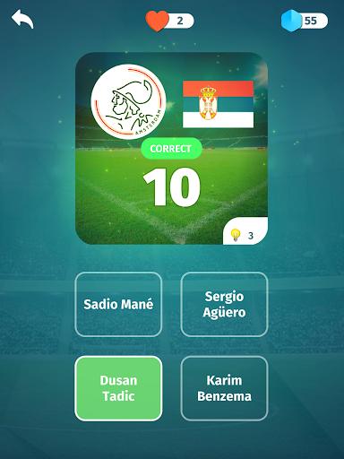 Football Quiz - Guess players, clubs, leagues 2.9 screenshots 13