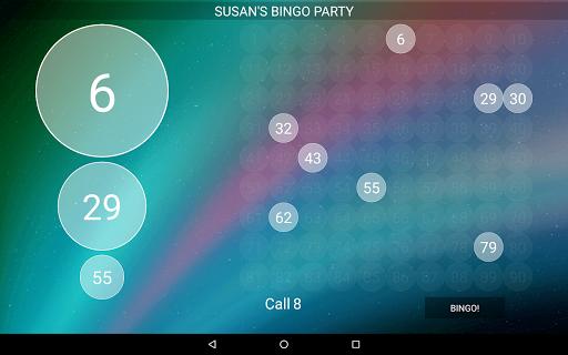 Bingo Caller Machine (free Bingo Calling App)  Screenshots 13