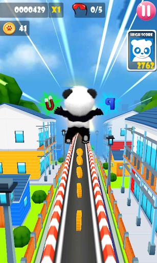 Panda Run apkpoly screenshots 5