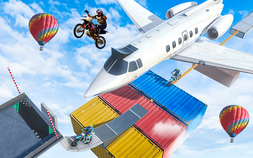 Mega Real Bike Racing Games - Free Games apkpoly screenshots 17