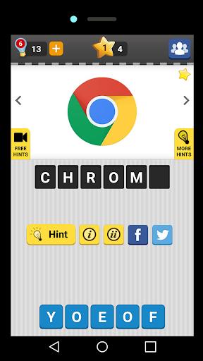 Logo Game: Guess Brand Quiz 5.4.5 screenshots 7