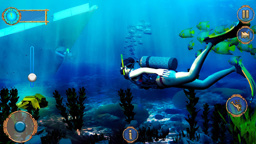 Raft Survival Ocean-Explore Underwater World Games android2mod screenshots 5