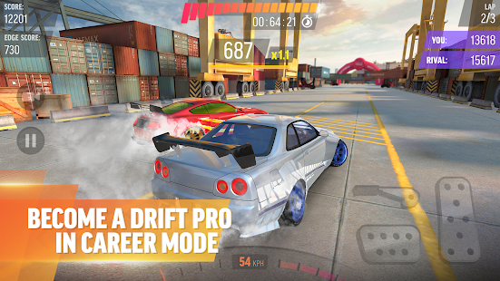 Drift Max Pro - Car Drifting Game with Racing Cars Screenshot