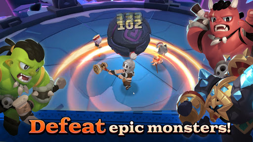 Raid Masters Online - BOSS RAID 1.010 screenshots 2