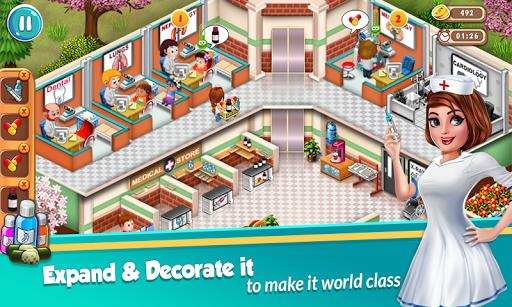 Doctor Dash : Hospital Game 1.56 screenshots 9