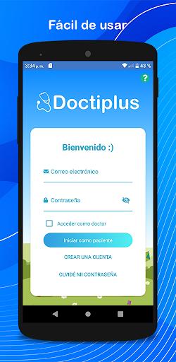 Doctiplus Chat Mu00e9dico - Doctores en lu00ednea 24/7  Screenshots 1