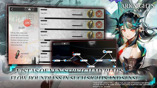 Arknights 4.0.02 screenshots 2