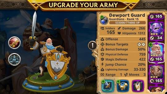 Warlords of Aternum MOD APK 1.22.0 (High DMG/HP) 4