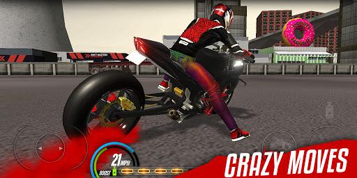 Drift Bike Racing apkpoly screenshots 10