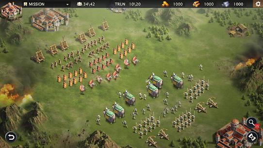 Rome Empire War v136.0 (Money, Medals) MOD APK 4