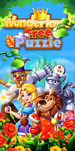 Wonderland Puzzle  Apps For Pc   How To Use On Your Computer – Free Download 1