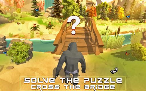 Wild Gorilla Family Simulator  screenshots 2