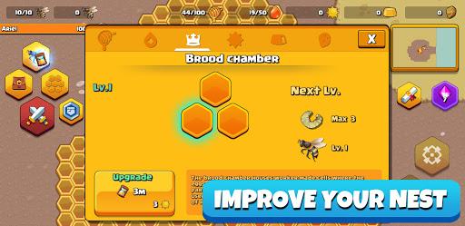 Pocket Bees: Colony Simulator screenshots 3