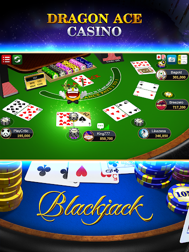 Dragon Ace Casino - Blackjack screenshots 8