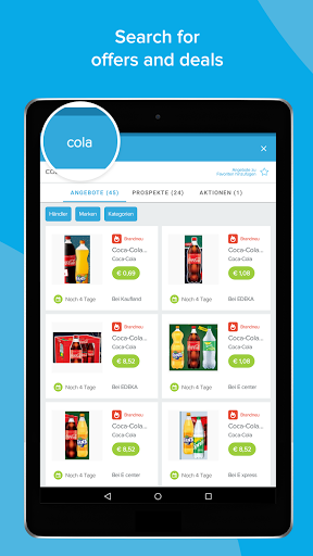 marktguru - leaflets, offers & cashback 4.2.0 screenshots 7