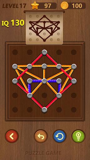 Line puzzle-Logical Practice 2.2 screenshots 4