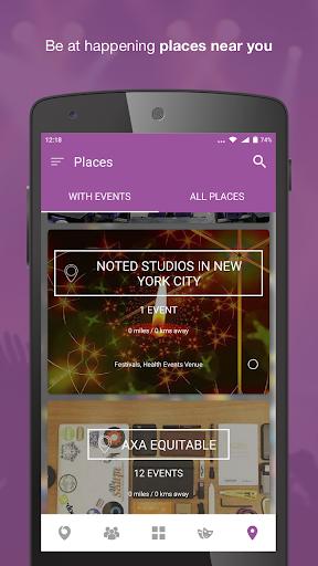 Nearify - Discover Events 9.2 Screenshots 4