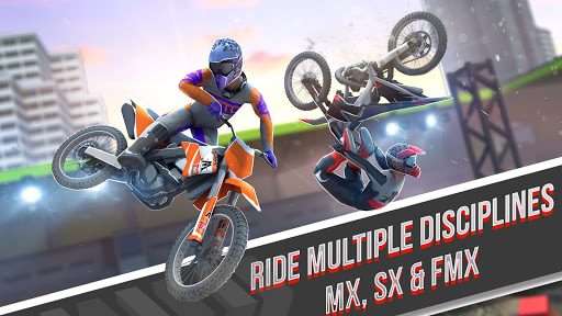 TiMX: This is Motocross  screenshots 1