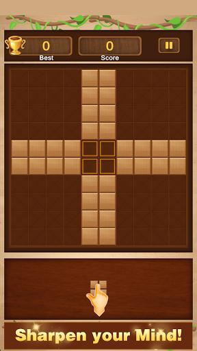 Wood Block Puzzle - Free Woody Block Puzzle Game  screenshots 4
