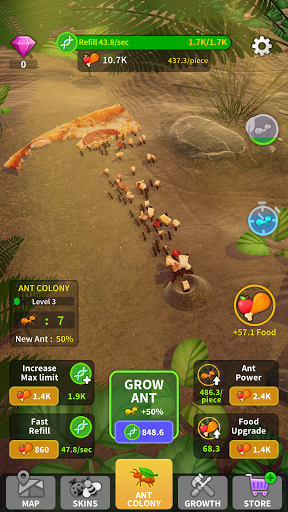 Little Ant Colony - Idle Game 3.1 screenshots 3