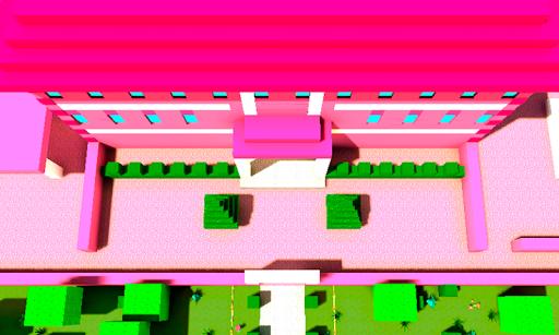 Pink Princess House Craft Game 2.7 screenshots 7