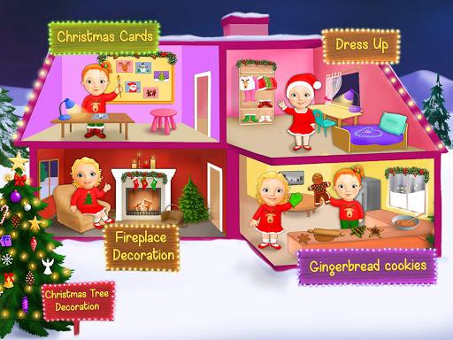 Sweet Baby Girl Christmas 2 5.0.12023 screenshots 10
