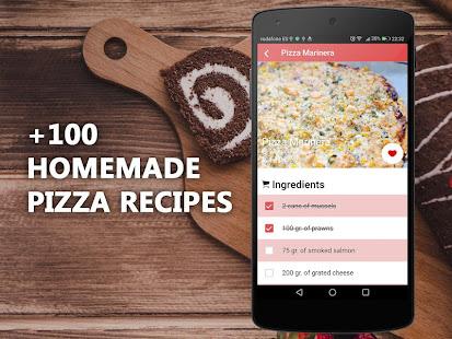 Dough and pizza recipes