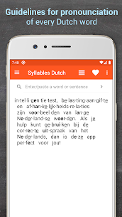 Syllables Dutch  Apps For Pc | How To Use On Your Computer – Free Download 1