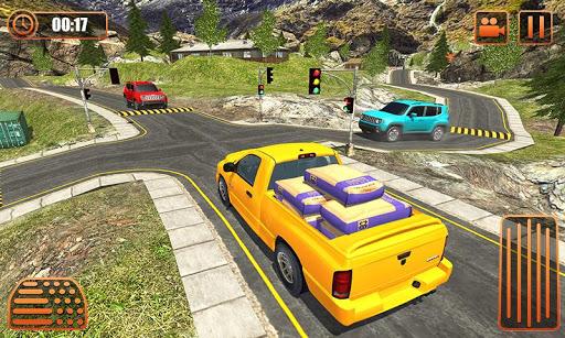 Offroad Pickup Truck Cargo Duty 2.0 Screenshots 6
