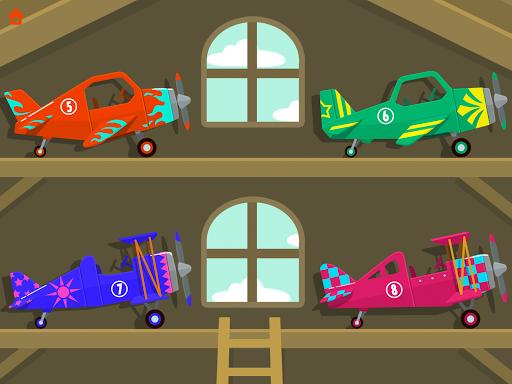 Dinosaur Farm - Tractor simulator games for kids screenshots 14