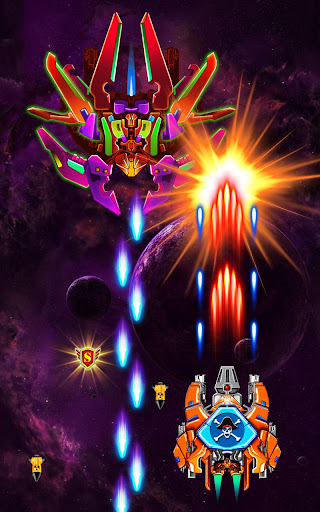Galaxy Attack: Alien Shooter (Premium) android2mod screenshots 22