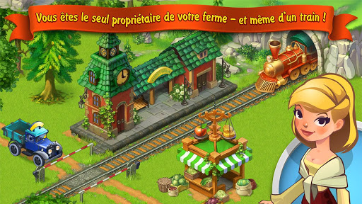 Télécharger Jeux de fermé gratuit français: Lucky Fields APK MOD 2