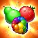 Juice Pop Mania:無料でおいしいマッチ3パズルゲーム