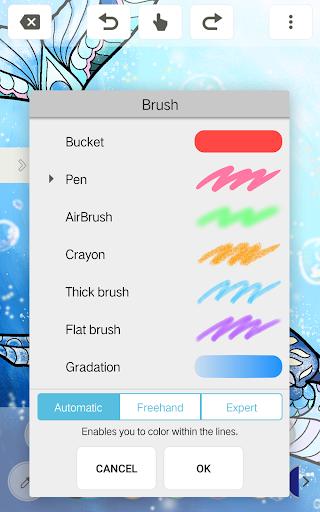 MediBang Colors coloring book  Screenshots 3